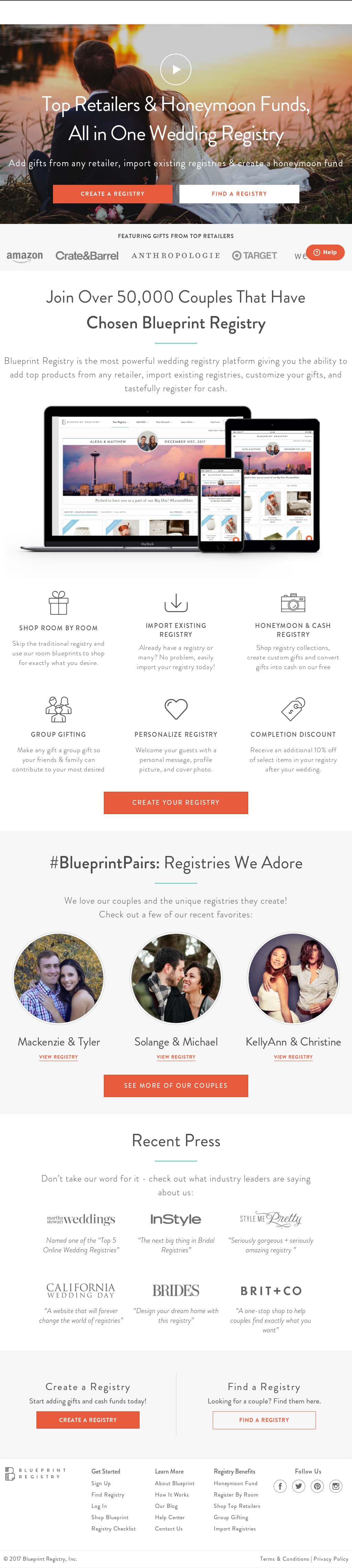 Blueprint registry competitors revenue and employees owler blueprint registry website history malvernweather Gallery