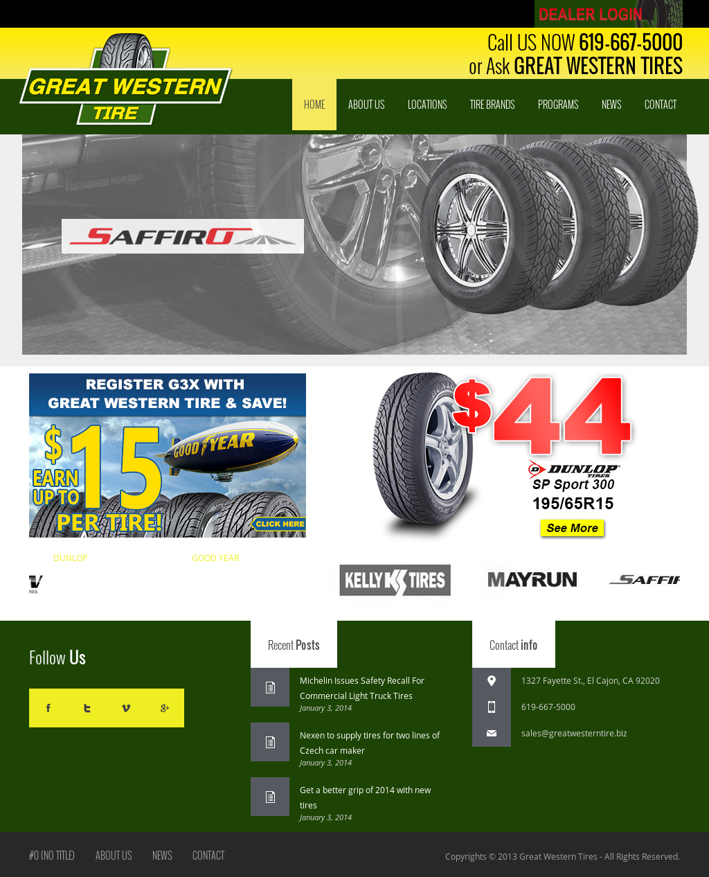 Great Western Tire >> Great Western Tires Competitors Revenue And Employees