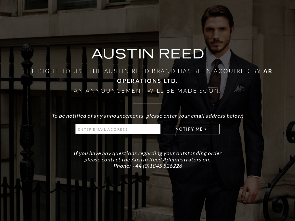 Austin Reed S Competitors Revenue Number Of Employees Funding Acquisitions News Owler Company Profile