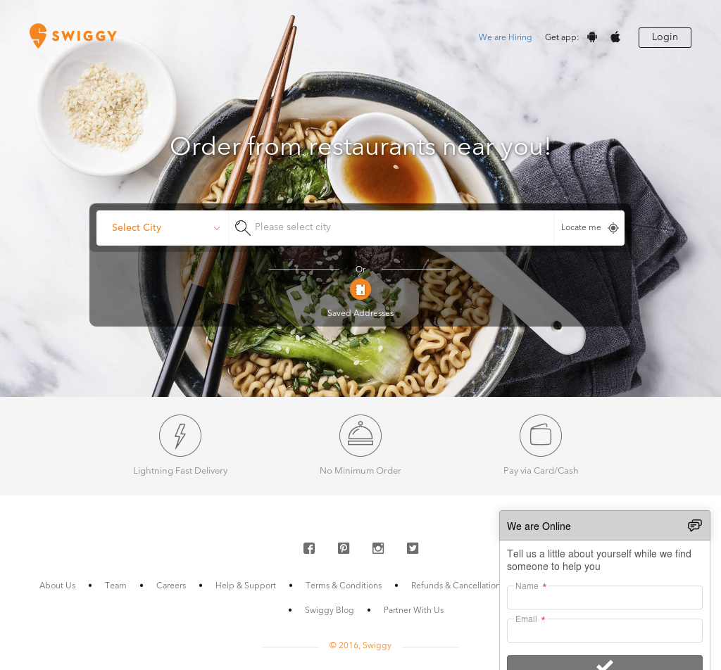 Swiggy Competitors, Revenue and Employees - Owler Company Profile