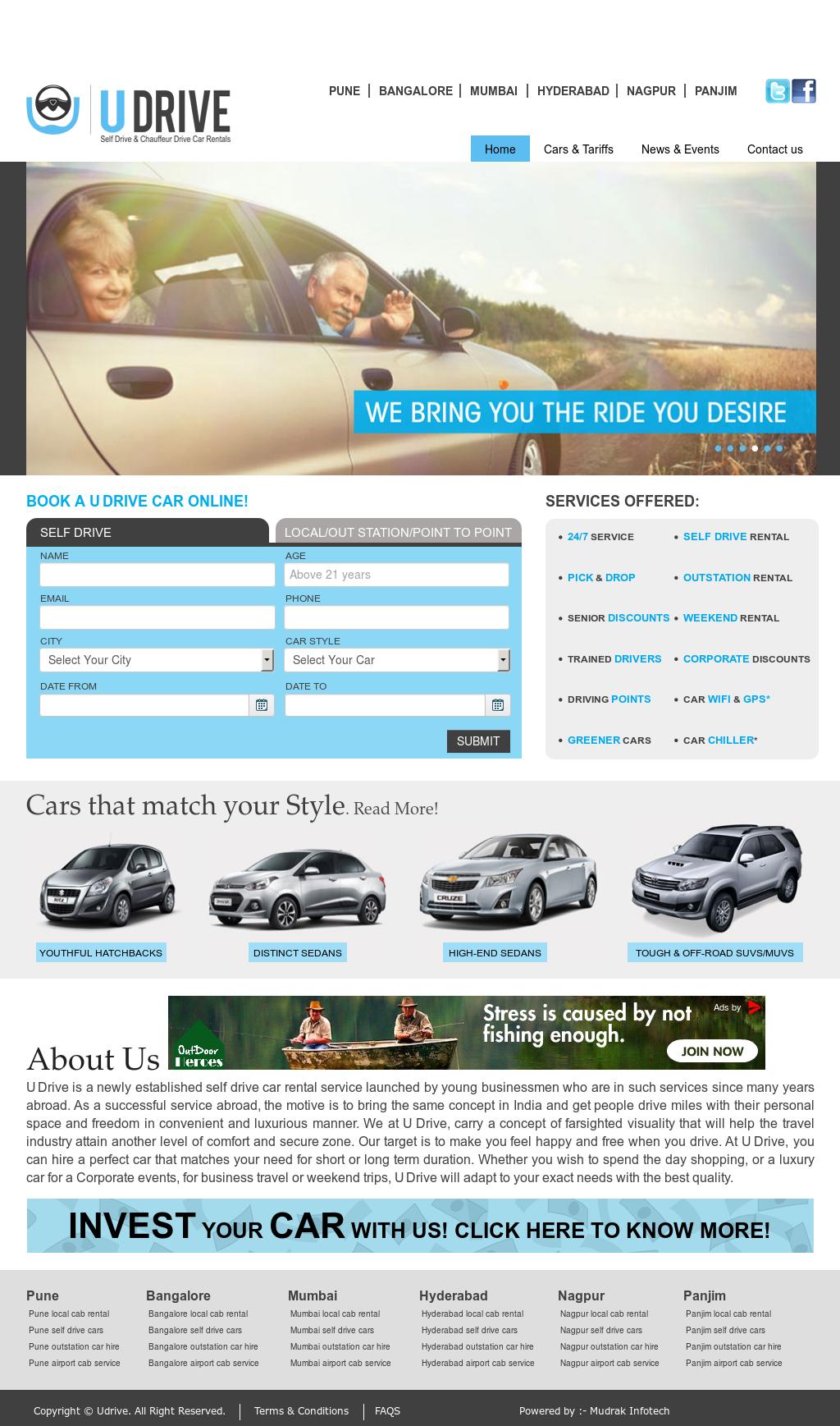 U Drive Competitors Revenue And Employees Owler Company Profile