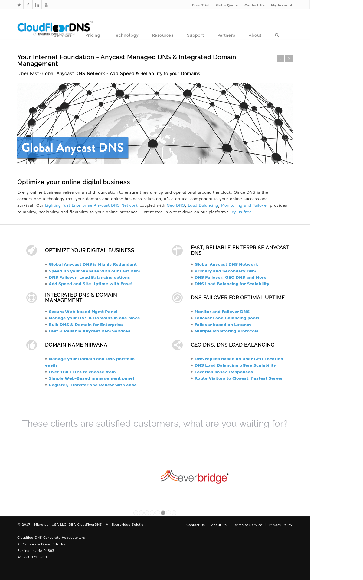 CloudfloorDNS Competitors, Revenue and Employees - Owler