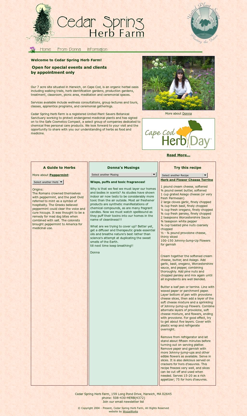 Cedar Spring Herb Farm Competitors, Revenue and Employees