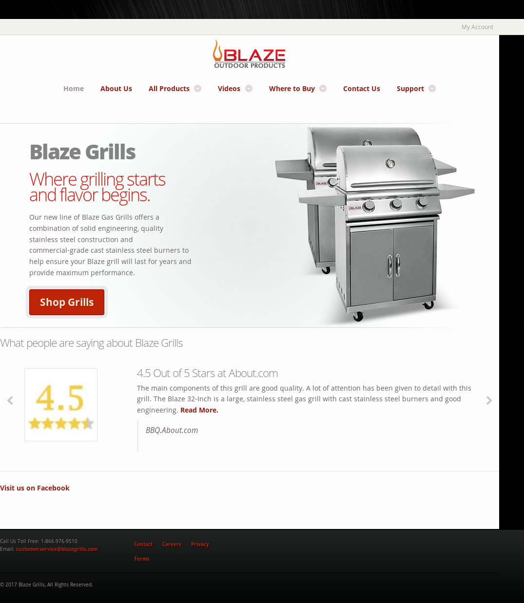 Blaze Grills Competitors, Revenue and Employees - Owler