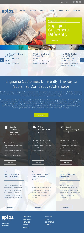 Aptos Competitors, Revenue and Employees Owler Company Profile