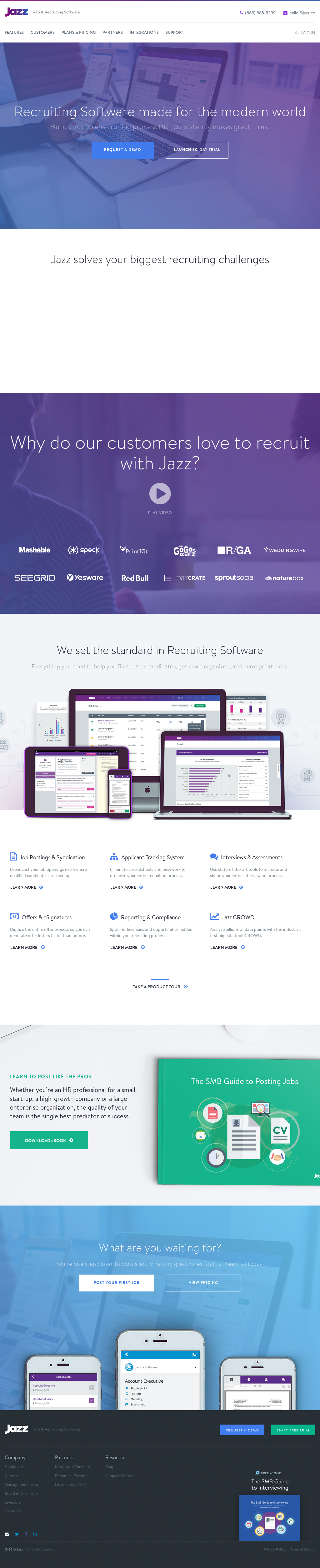 Jazzhr Competitors Revenue And Employees Owler Company Profile