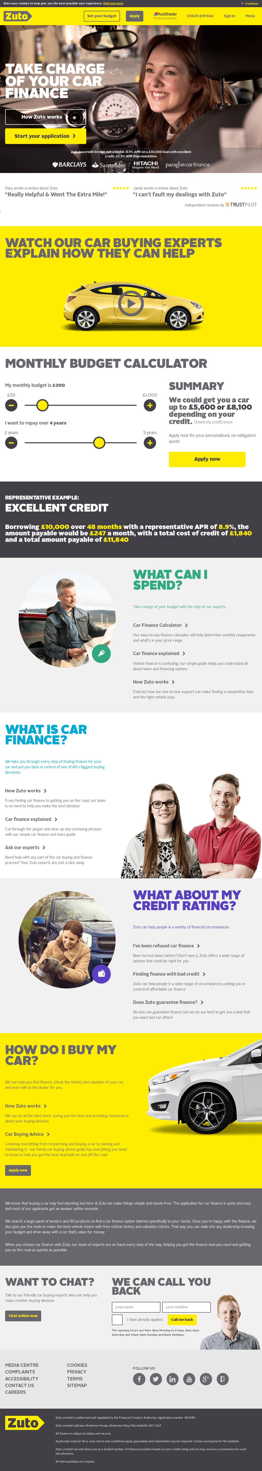 Zuto Competitors Revenue And Employees Owler Company Profile
