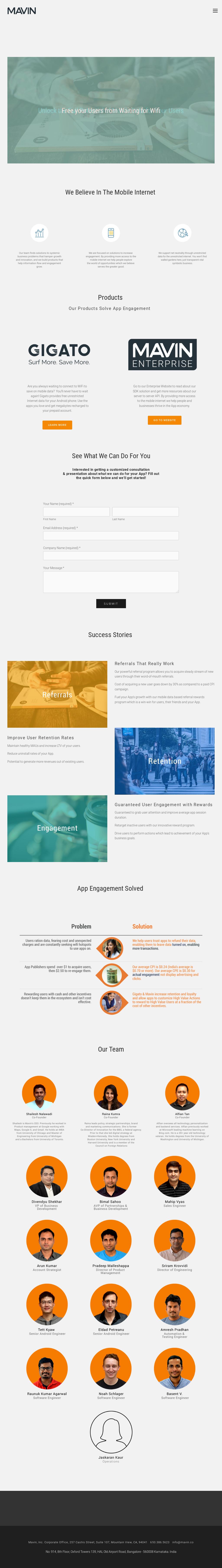 Mavin Competitors, Revenue and Employees - Owler Company Profile