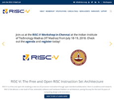 RISC-V Competitors, Revenue and Employees - Owler Company