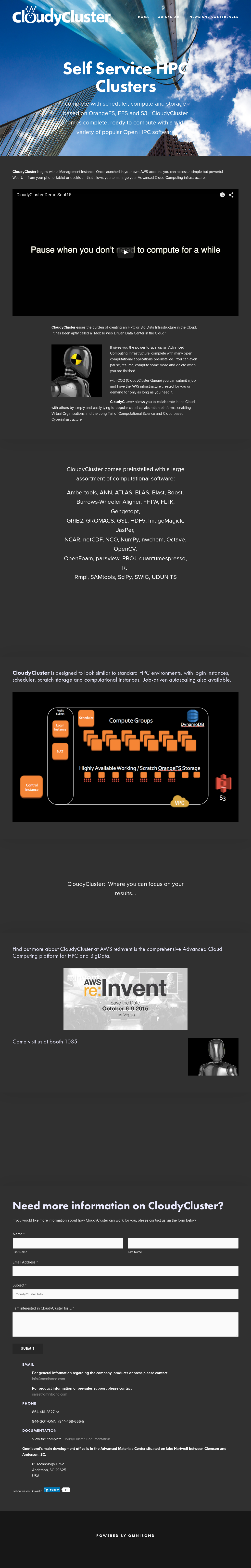 CloudyCluster Competitors, Revenue and Employees - Owler