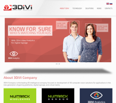 Owler Reports - 3DiVi Company: 3DiVi, Orbbec to deliver body
