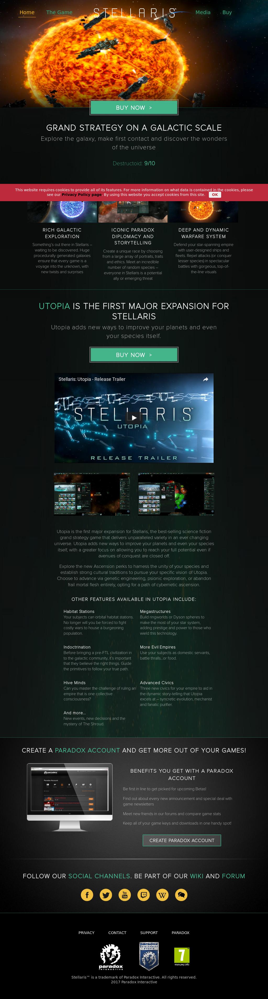 Stellarisgame Competitors, Revenue and Employees - Owler Company Profile