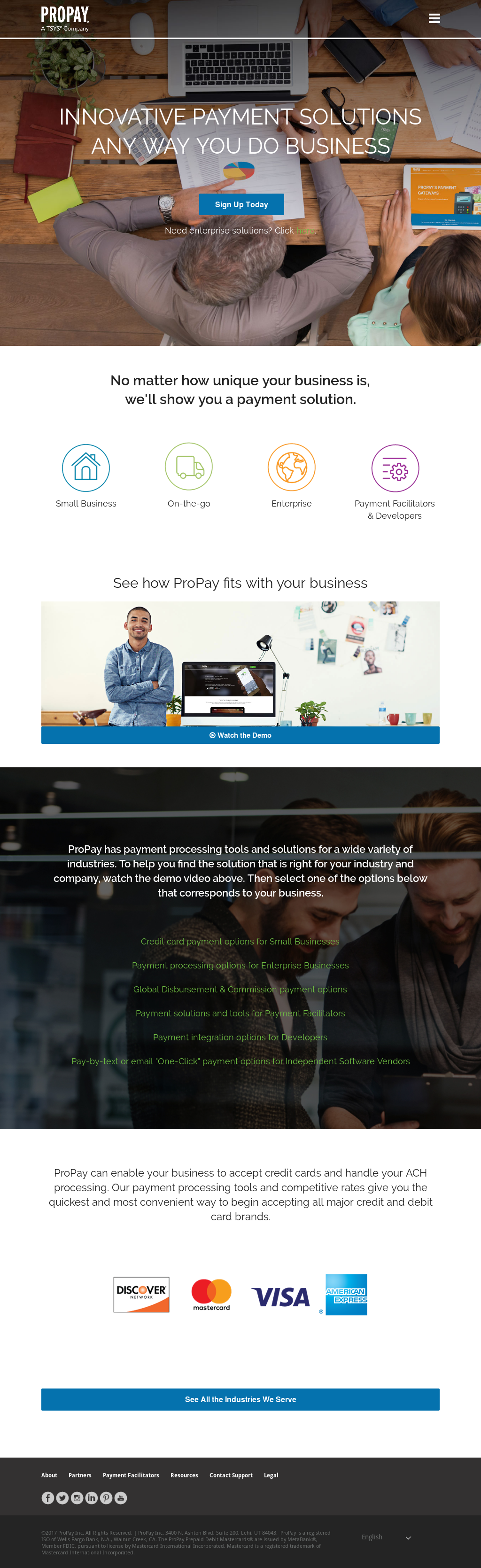 ProPay Competitors, Revenue and Employees - Owler Company Profile