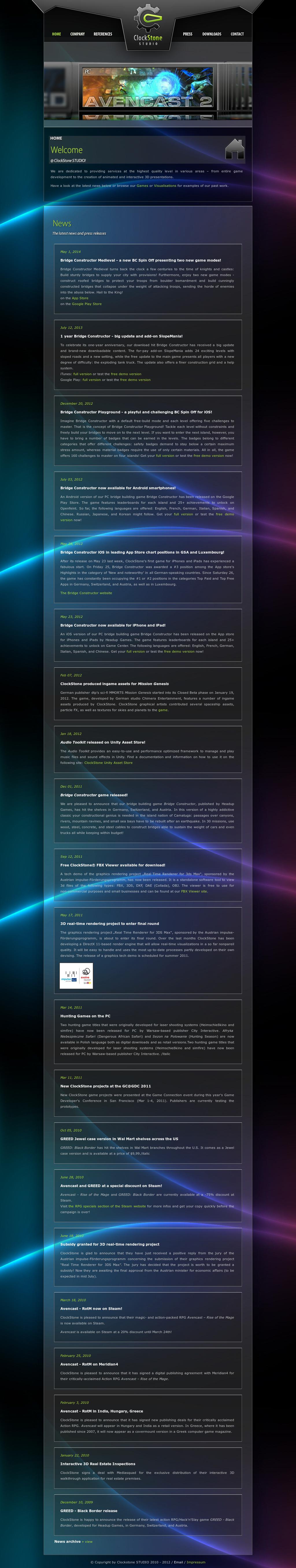 Clockstone STUDIO Competitors, Revenue and Employees - Owler Company