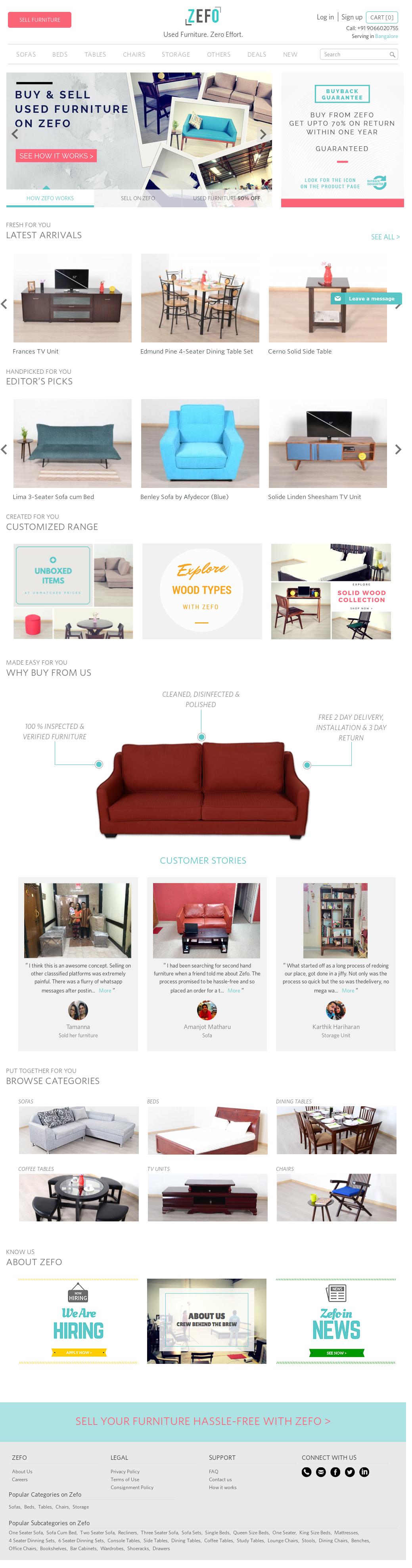 Astonishing Owler Reports Zefo Furniture Portal Gozefo Revamps Theyellowbook Wood Chair Design Ideas Theyellowbookinfo