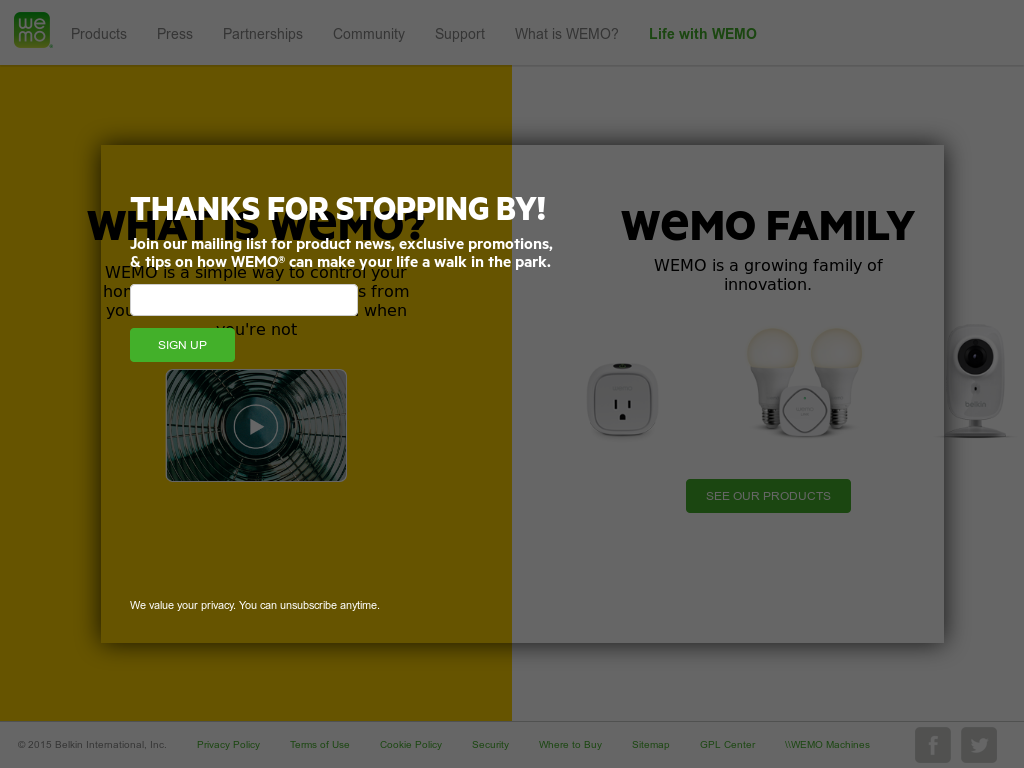 Wemo Competitors Revenue And Employees Owler Company Profile Lighting Convert One 3way Light Switch To Belkin