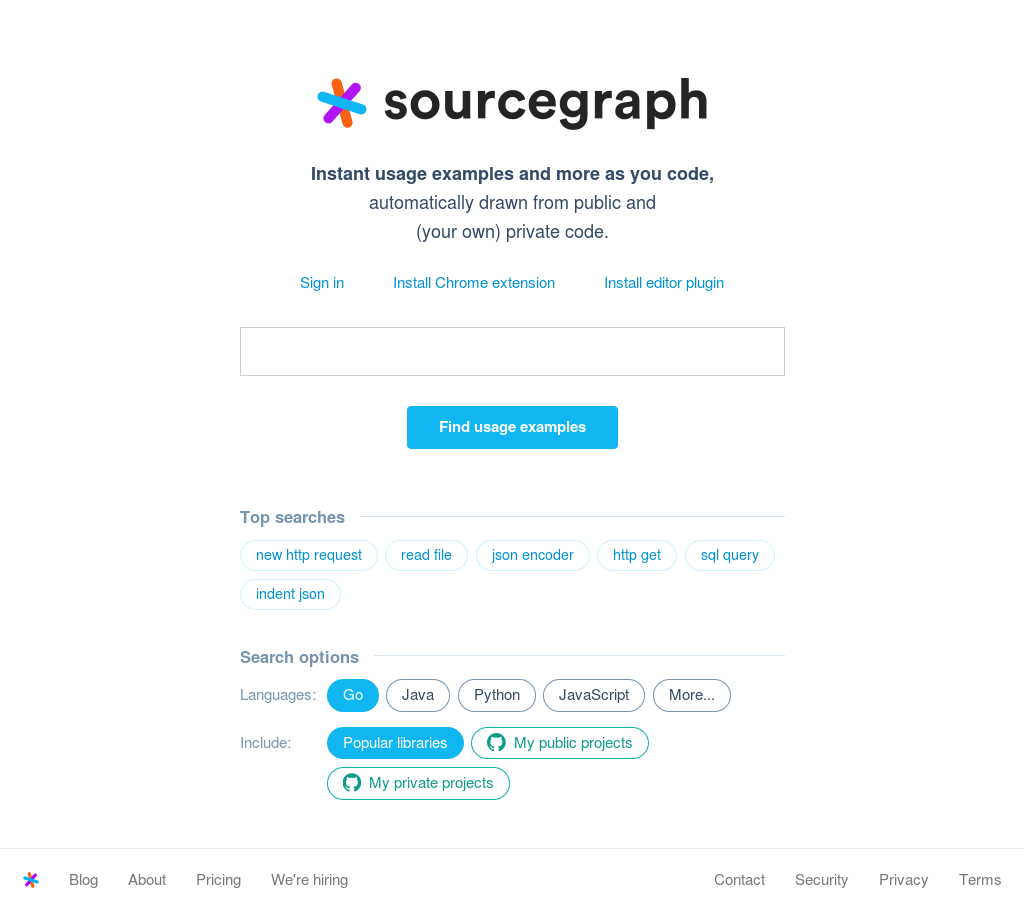 Owler Reports - Sourcegraph Blog Sourcegraph 2 8: 19
