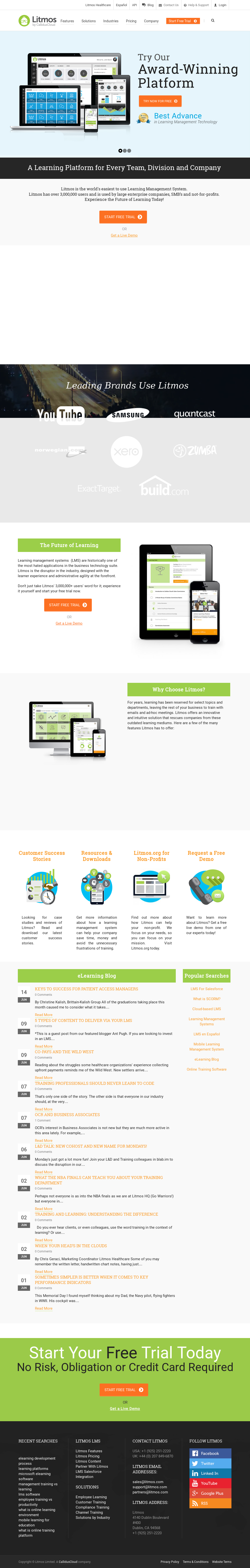 SAP Litmos Competitors, Revenue and Employees - Owler