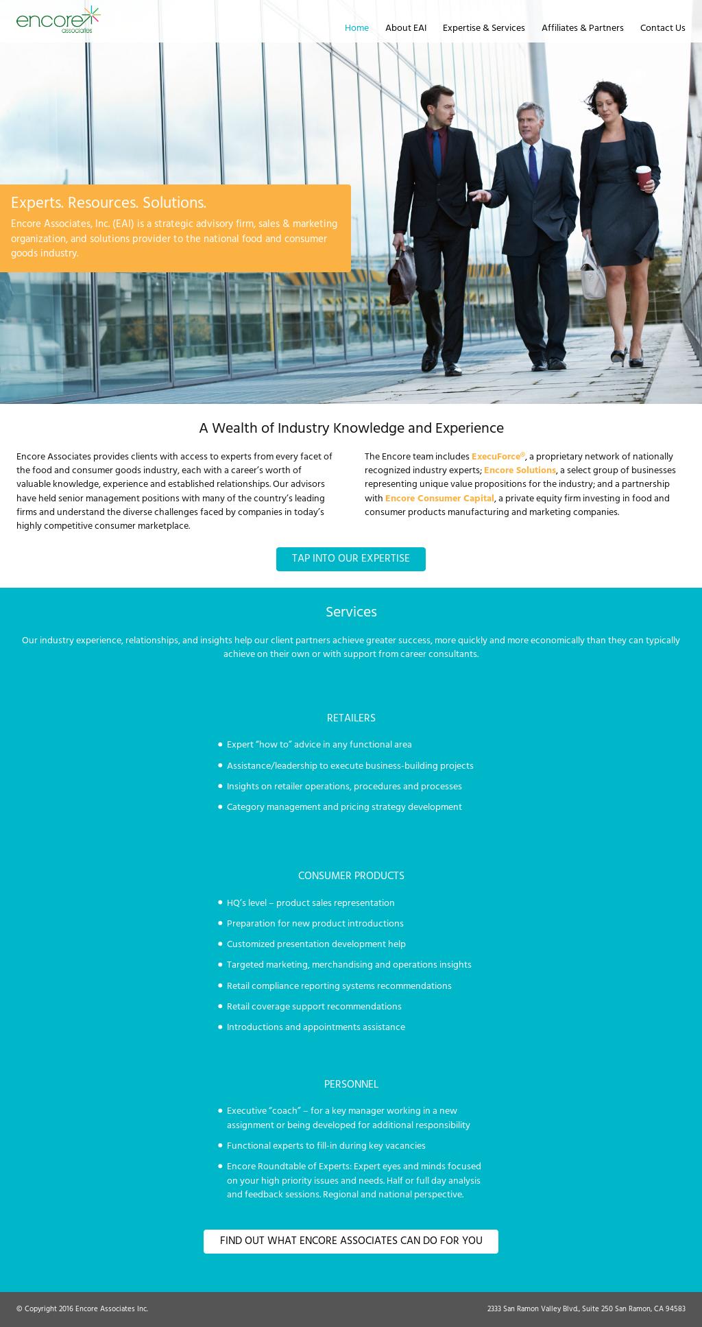Encoreassociates Competitors, Revenue and Employees - Owler