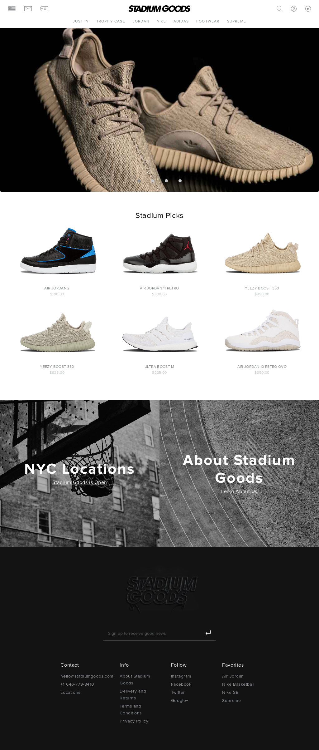 16b7329627402 Stadium Goods Competitors