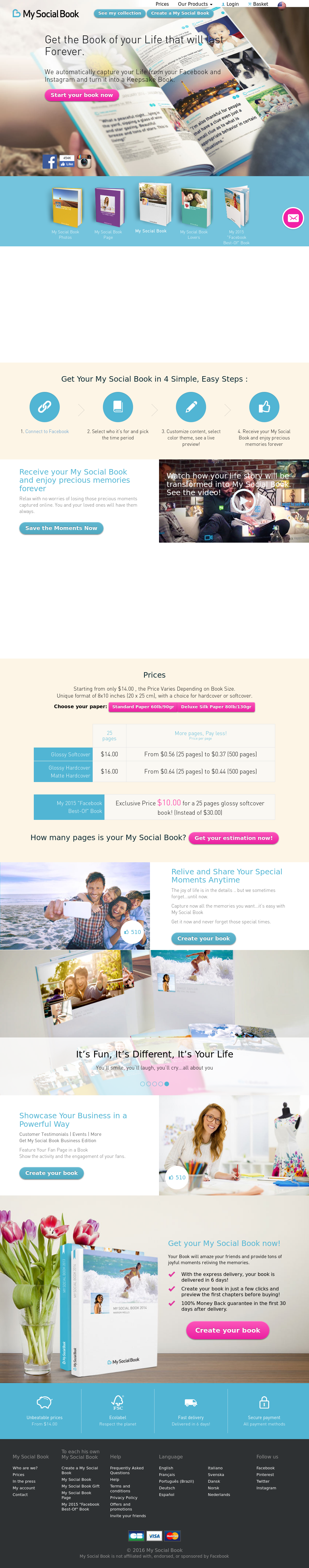 My Social Book Competitors, Revenue and Employees - Owler Company