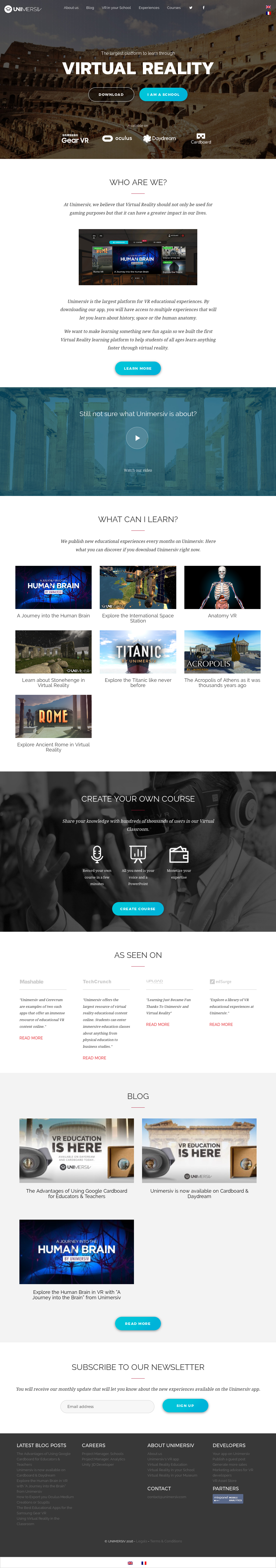 Unimersiv Competitors, Revenue and Employees - Owler Company