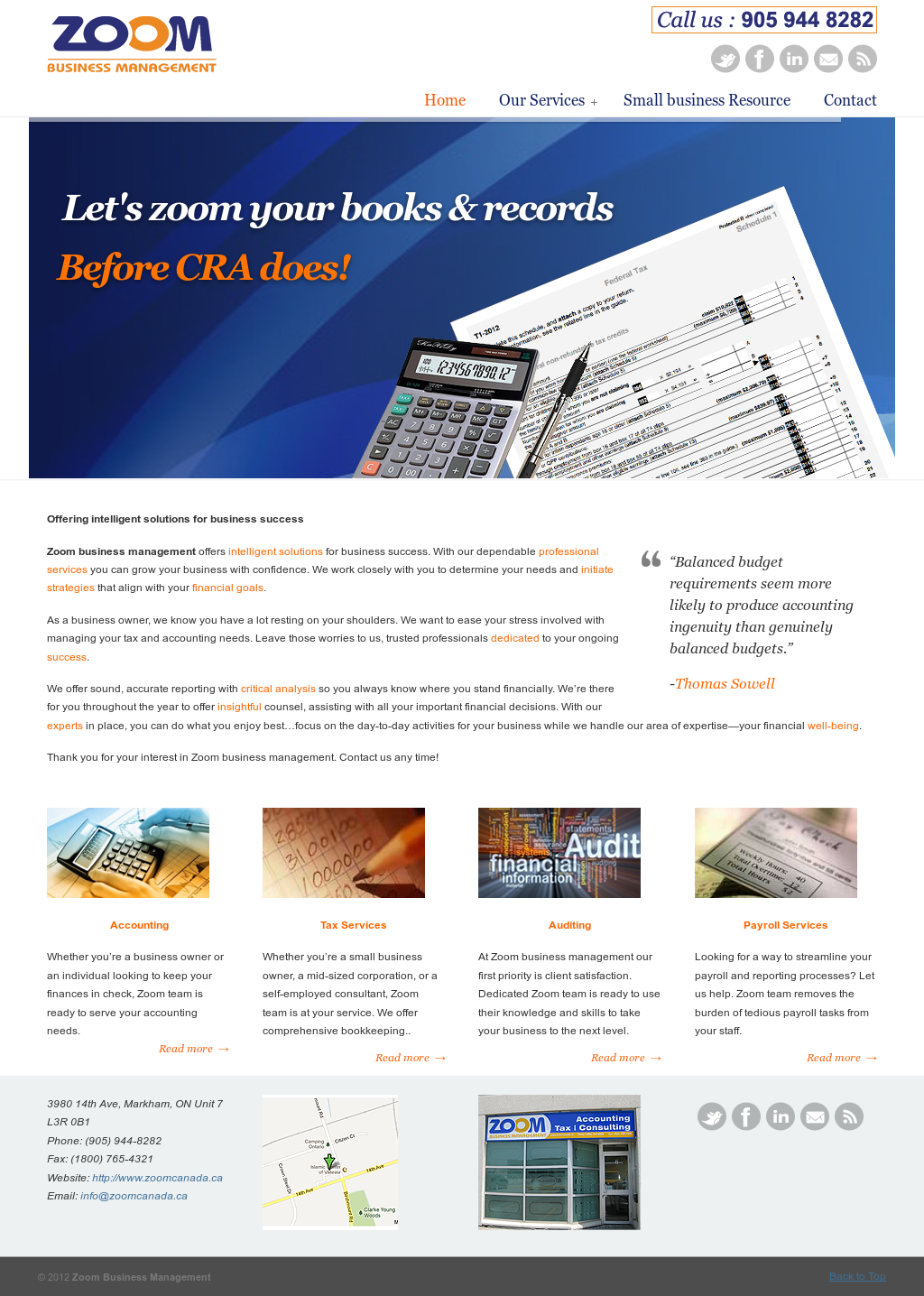Zoom Business Management Competitors, Revenue and Employees