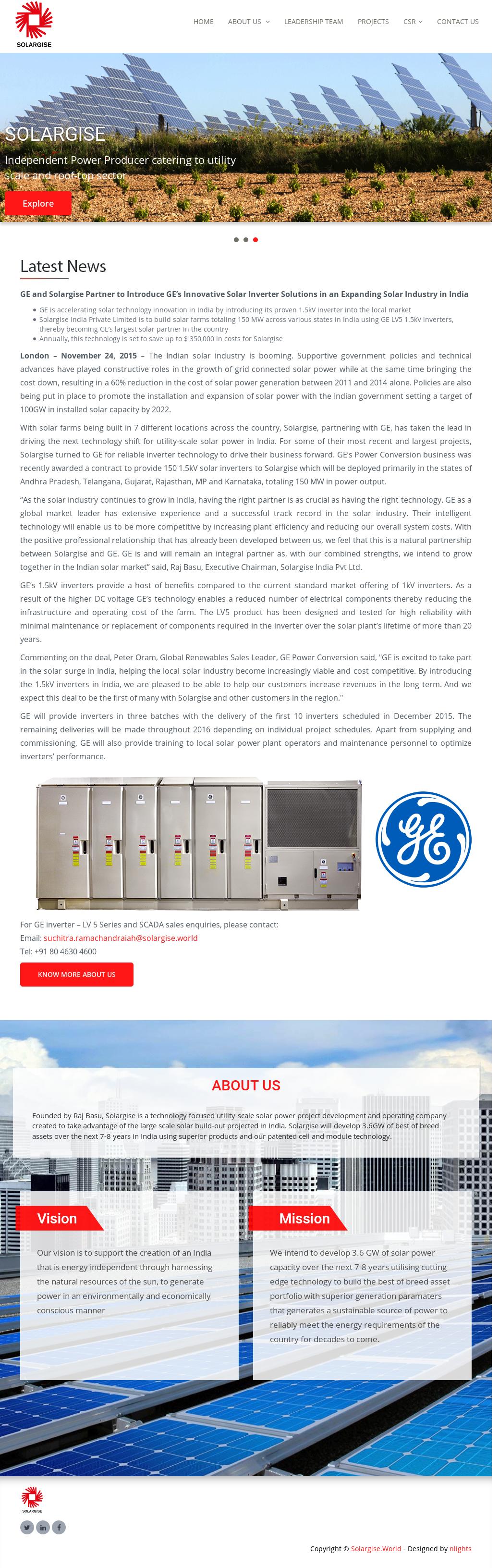 Solargise competitors revenue and employees owler company profile publicscrutiny Choice Image