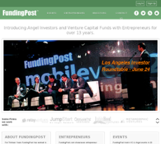FundingPost website history