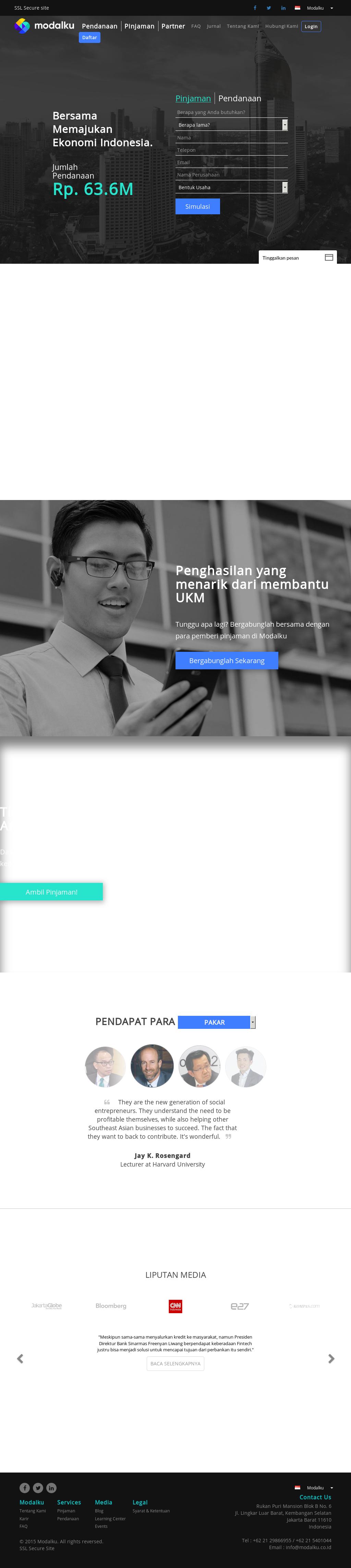 Modalku Competitors, Revenue and Employees - Owler Company Profile