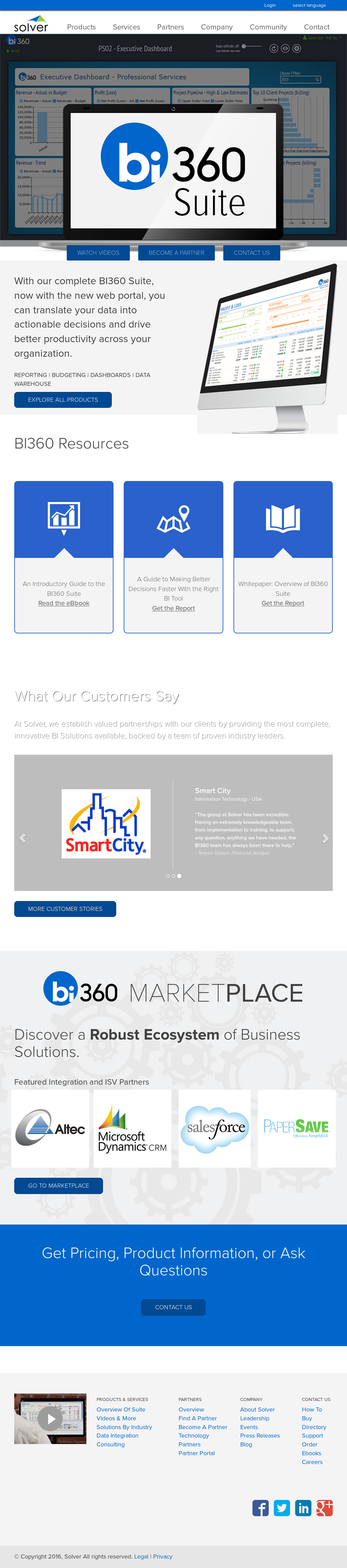 Solver Competitors, Revenue and Employees - Owler Company Profile