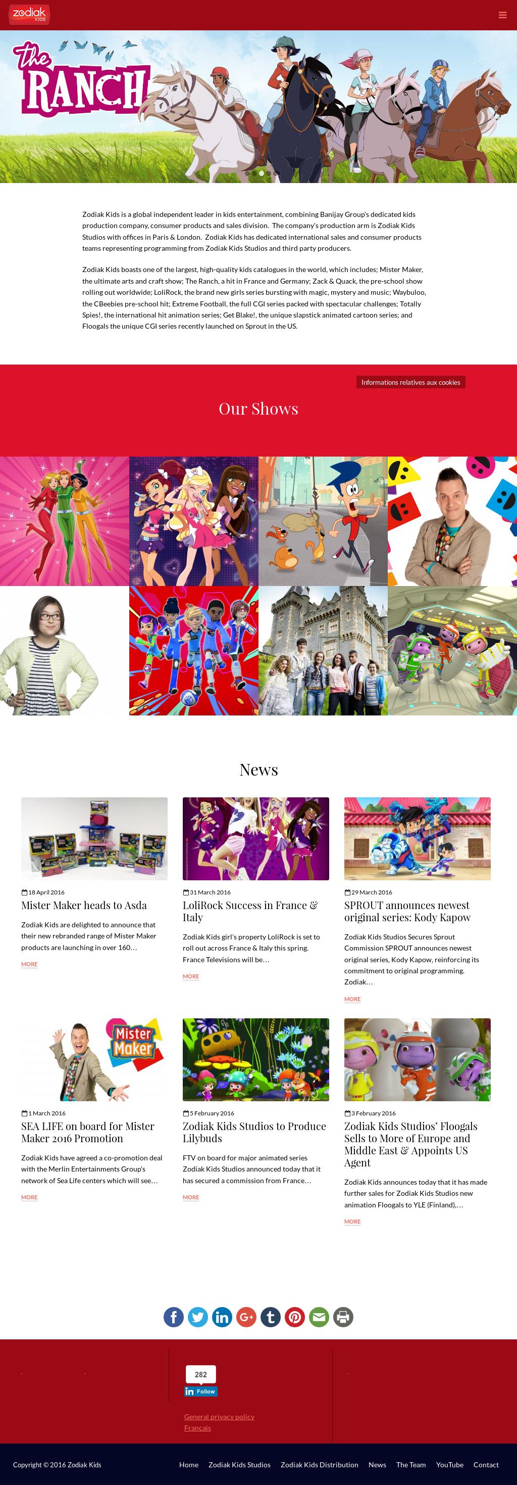 Zodiak Kids Competitors, Revenue and Employees - Owler Company Profile