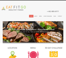 Eat Fit Go Healthy Foods Omaha
