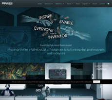 Pycom Competitors, Revenue and Employees - Owler Company Profile