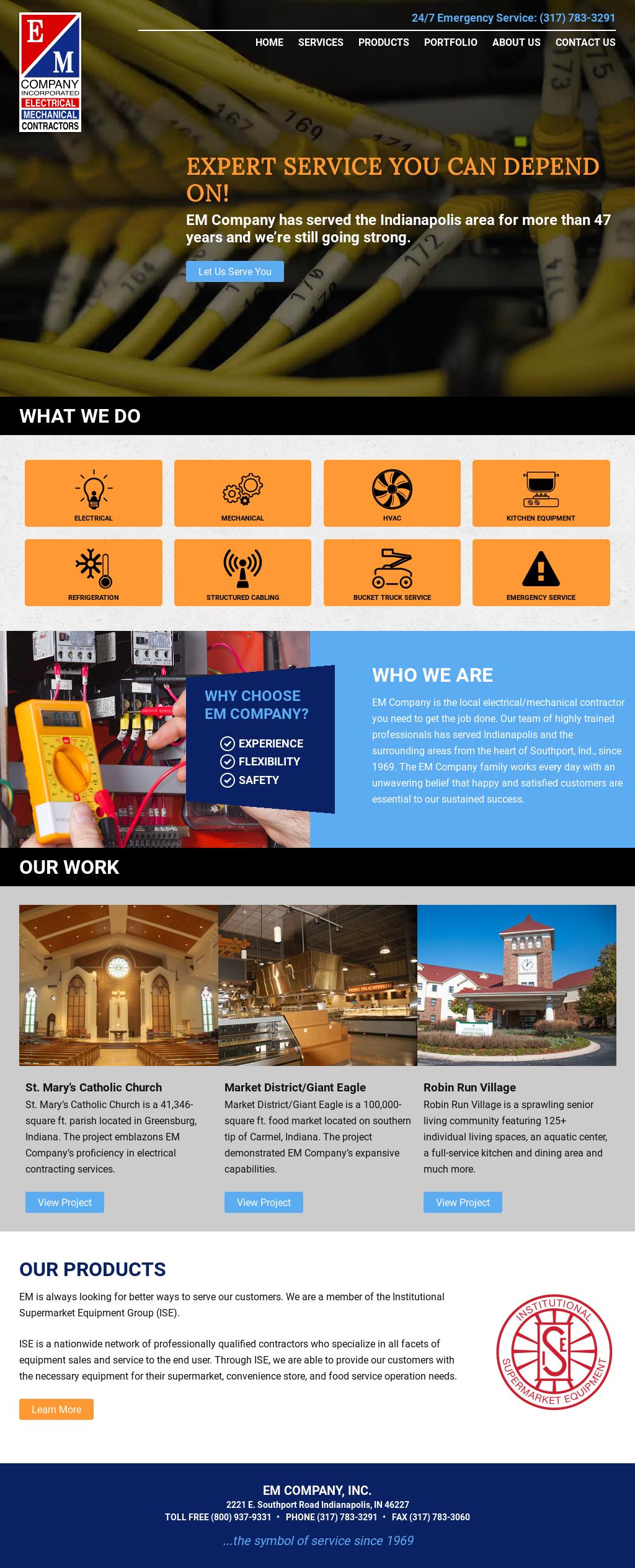 E M Company Competitors Revenue And Employees Owler Company Profile