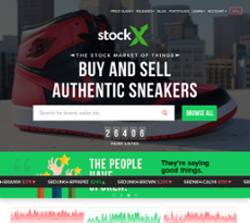 StockX Competitors, Revenue and Employees - Owler Company Profile