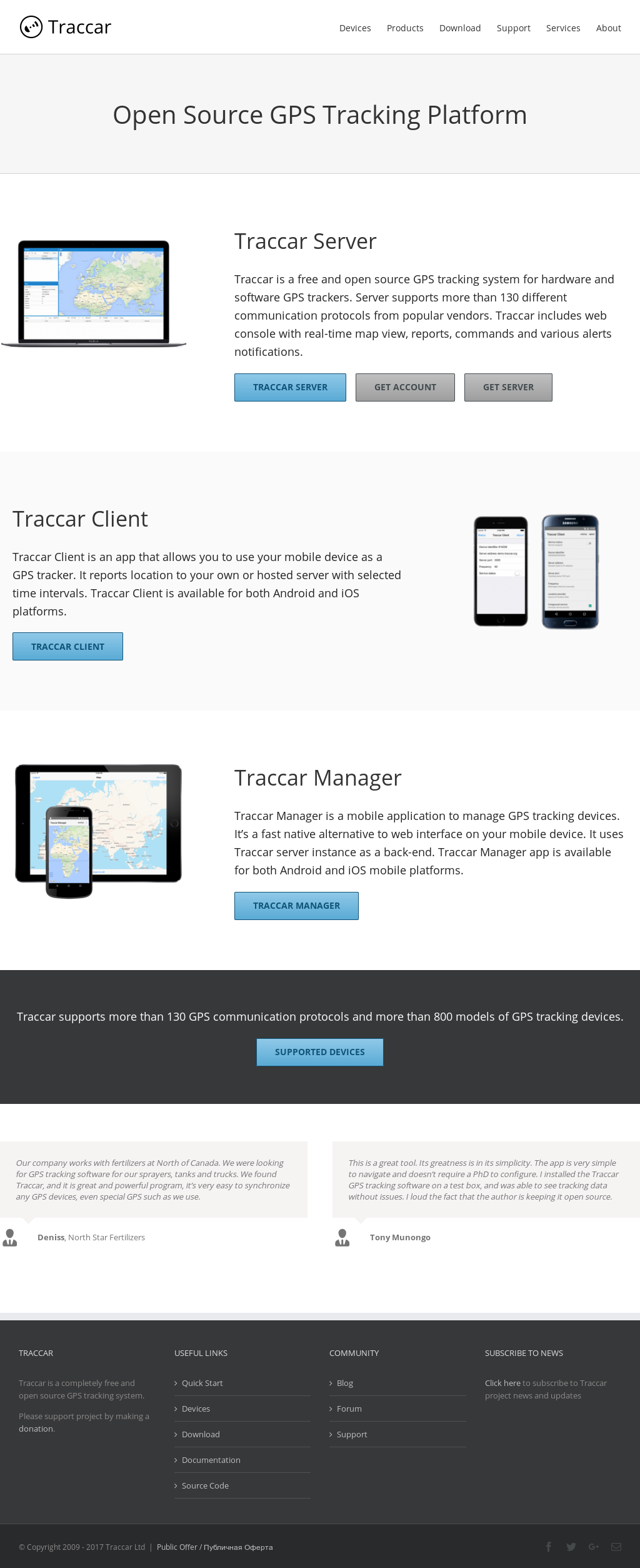 How Traccar Works