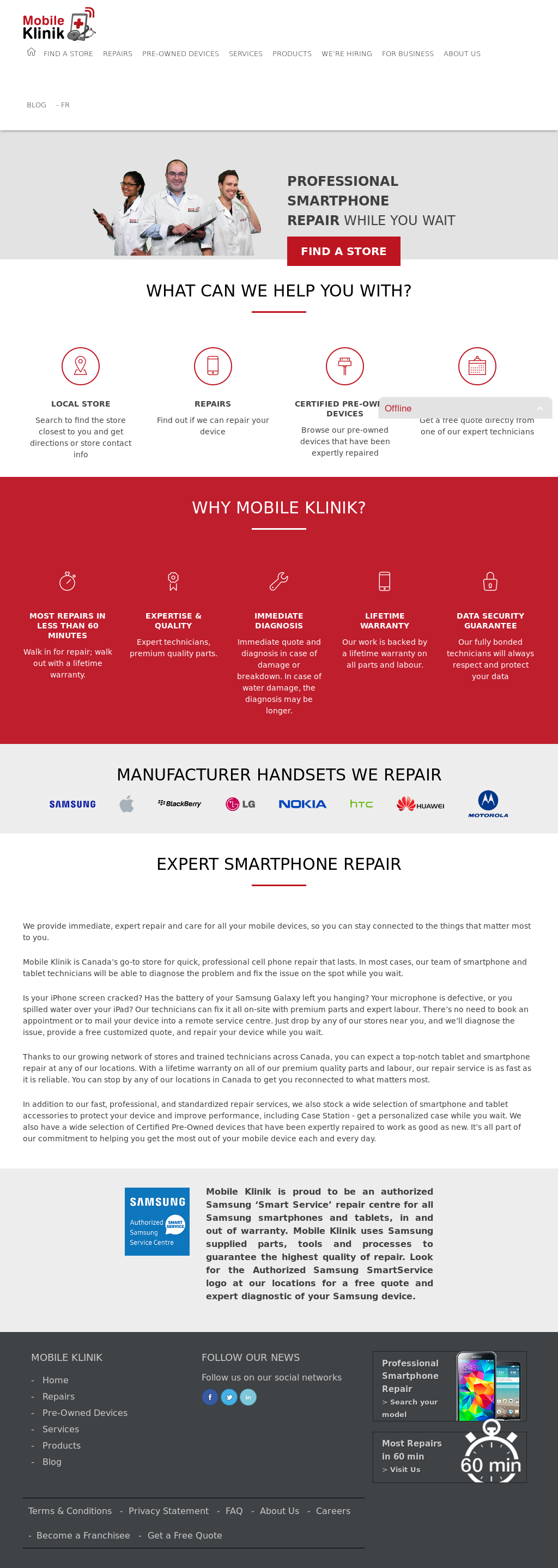 Mobile Klinik Competitors, Revenue and Employees - Owler Company Profile