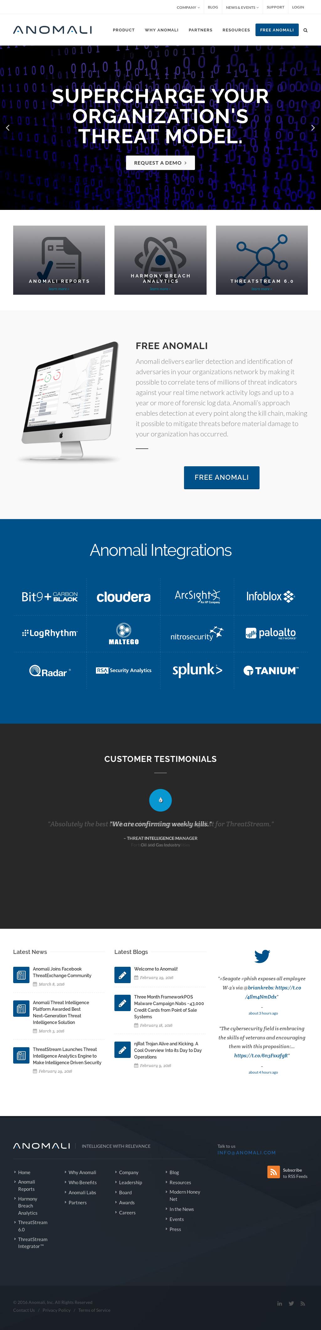 Anomali Competitors, Revenue and Employees - Owler Company Profile