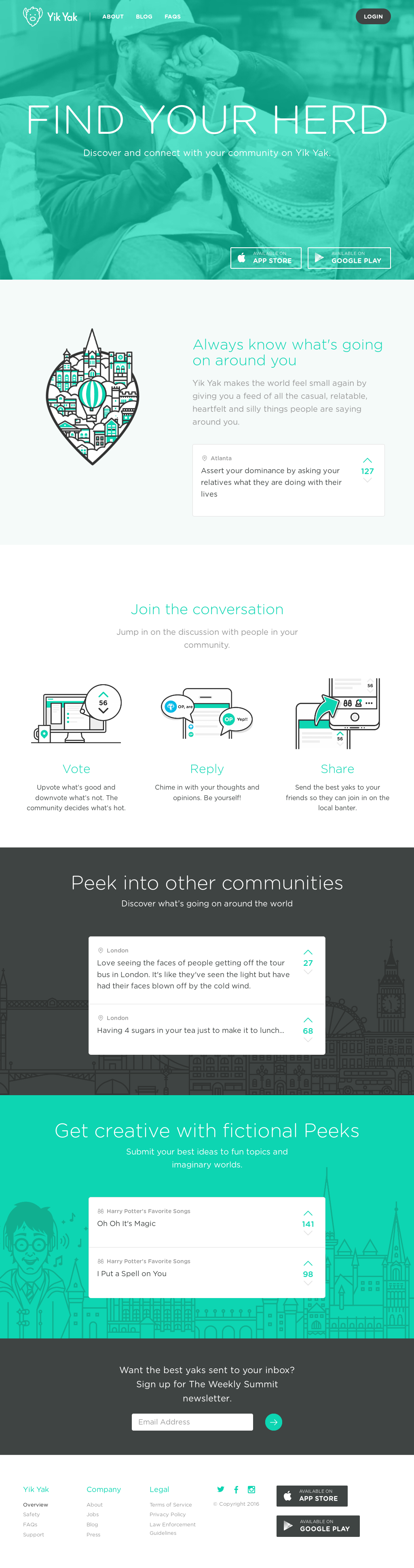 Yikyak Competitors, Revenue and Employees - Owler Company