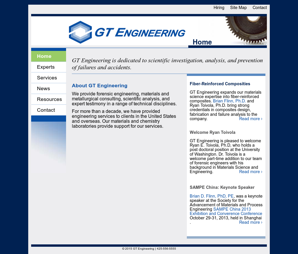 GT Engineering Competitors, Revenue and Employees - Owler