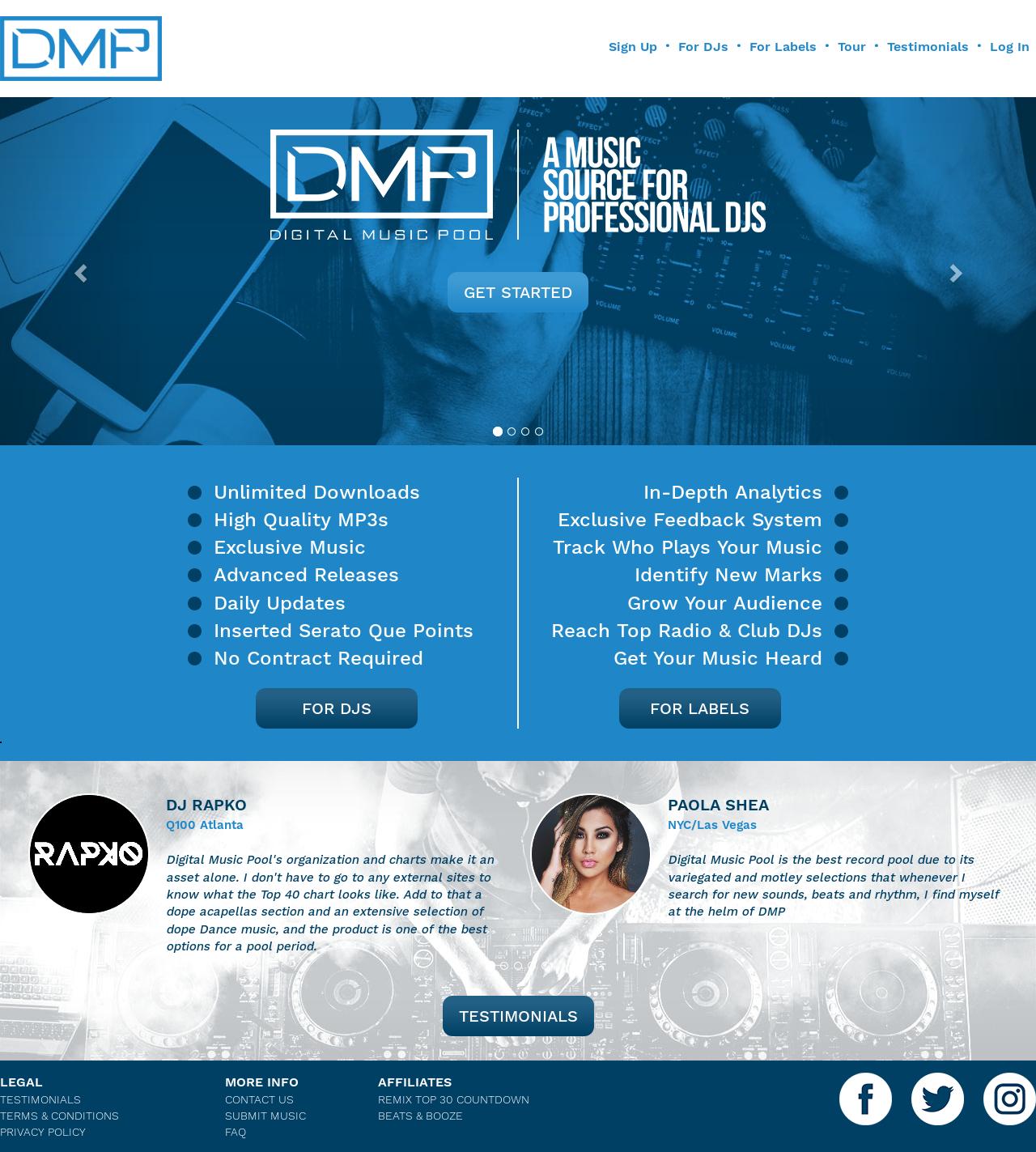 Dmp Digital Music Pool - Digital Wallpaper HD Magellan