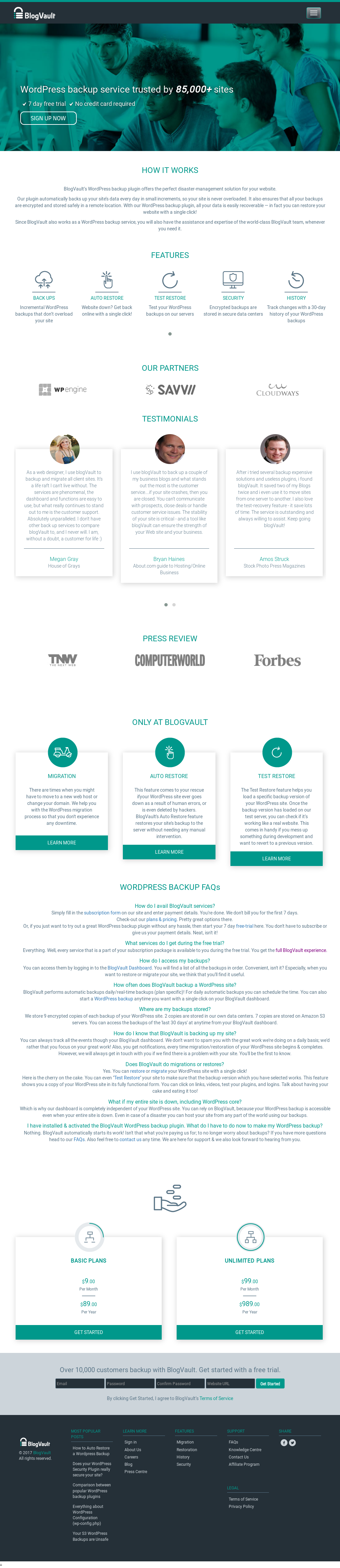 Blogvault Competitors, Revenue and Employees - Owler Company Profile