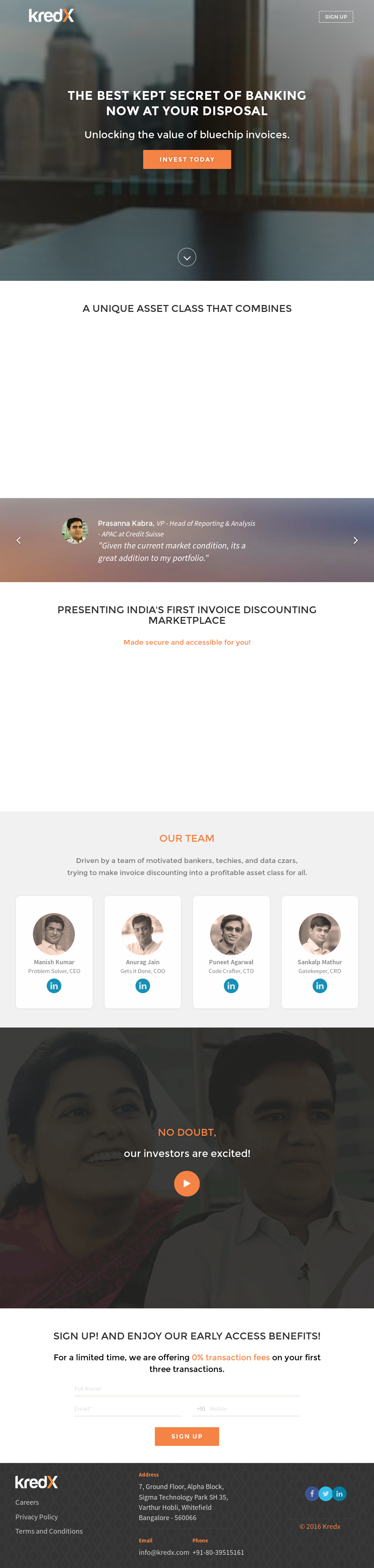 KredX Competitors, Revenue and Employees - Owler Company Profile