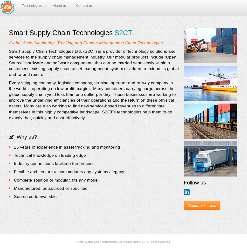 Smart Supply Chain Technologies Competitors, Revenue and Employees