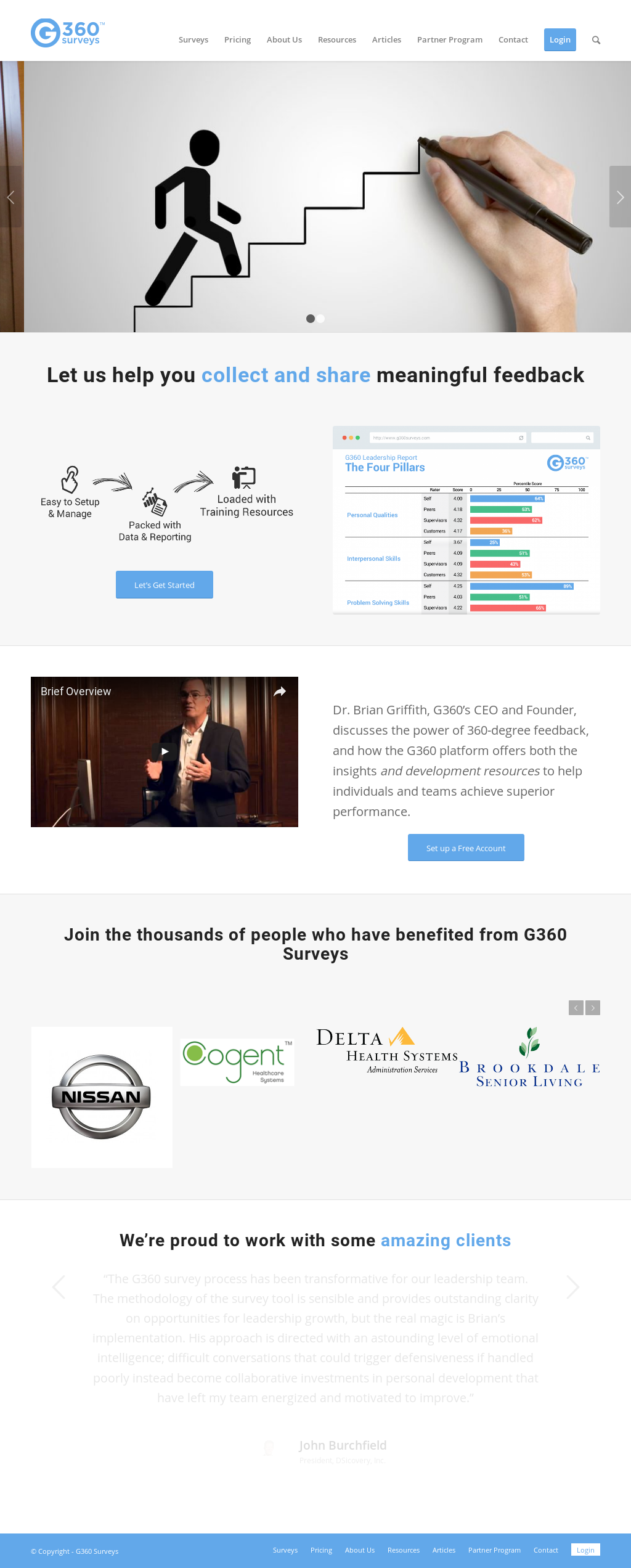 G360 Surveys Competitors, Revenue and Employees - Owler