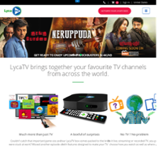 Lyca TV Competitors, Revenue and Employees - Owler Company Profile