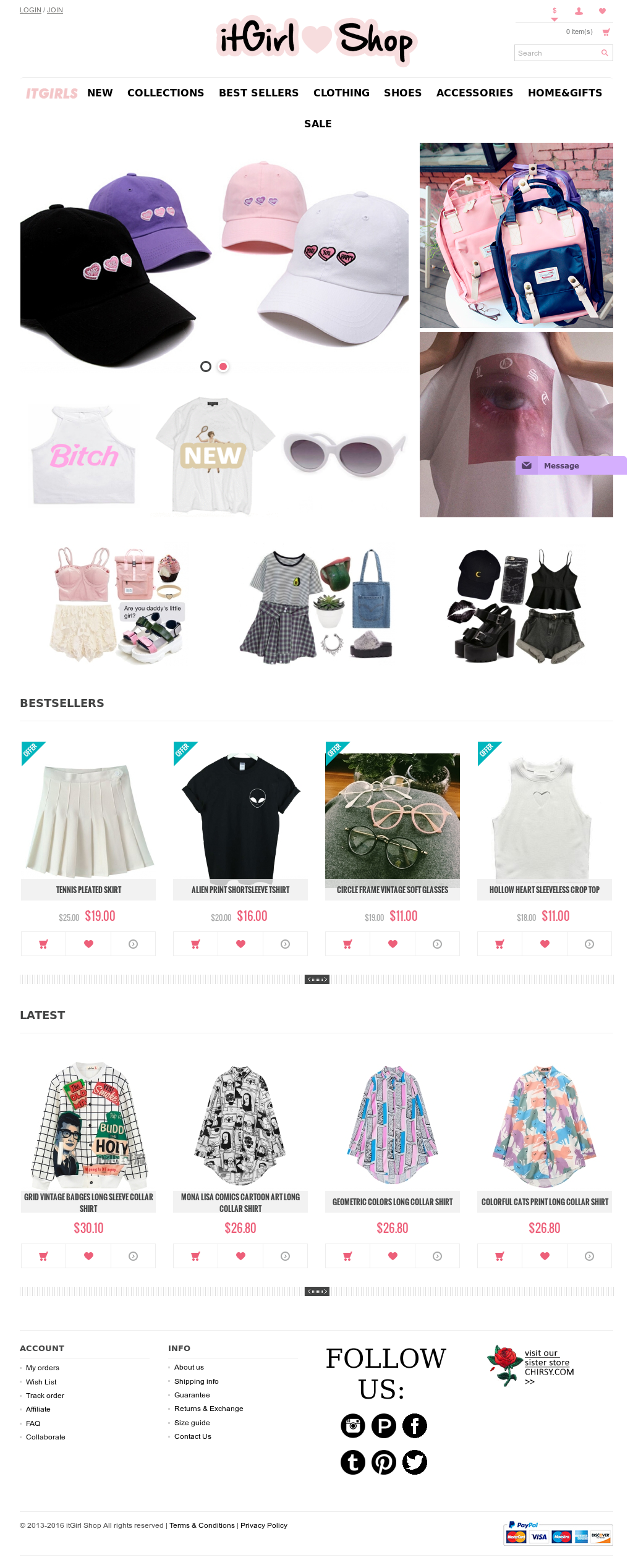Itgirl Shop Competitors Revenue And Employees Owler Company Profile
