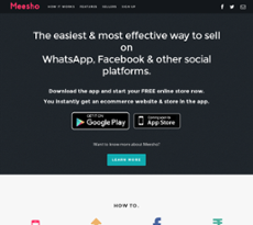 Meesho Competitors, Revenue and Employees - Owler Company