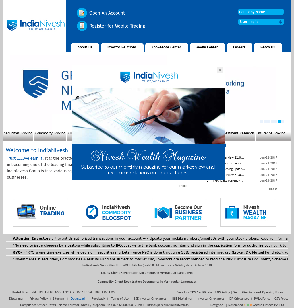 Indianivesh Competitors Revenue And Employees Owler Company Profile